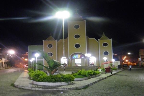 O novenário teve inicio no dia 29 e a Igreja ficou lotada todos os dias