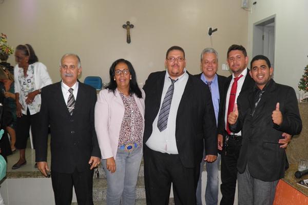 Os votos dos vereadores, Zé Carlos, Catarino e Suely Carneiros, foram decisivos para vitória de Bal