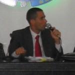 AURELINO LEAL:  VEREADOR RICARDO É RECONDUZIDO À PRESIDÊNCIA DA CÂMARA
