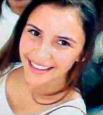 Cassiane, 15 anos, foi morta por vizinho (Foto: Reprodução/TV Bahia)