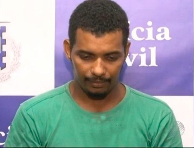Mãe de Cassiane estranhou ao chegar em casa e não encontrar filha (Foto: Sul Bahia News)