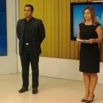 JORNALISTA DE LUTO EM AFILIADA DA REDE GLOBO, CONTRA BAIXOS SALÁRIOS