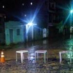 UBATÃ: ENTRADA DA CIDADE É INTERDITADA PELAS AS  CHUVAS