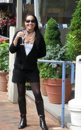 Helena Campello, proprietária do estabelecimento foi atingida com um tiro no rosto
