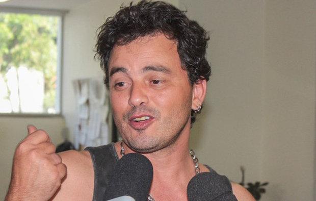 Renner, da dupla Rick e Renner, se envolveu em acidente e é indiciado por embriaguez  (Foto: Marco Ambrósio/AgNews)