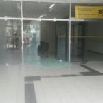 POLÍCIA INVESTIGA ASSALTO A BANCO COM REFÉNS EM IRAMAIA; CRIMINOSOS ESTAVAM FORTEMENTE ARMADOS