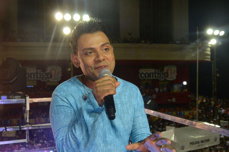 Carlinhos Brown, Ivete Sangalo e agora , o cantor Pablo