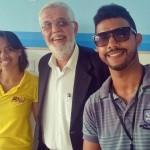 JORNALISTAS DA  RIO DAS CONTAS FM ENTREVISTAM JORGE SOLLA