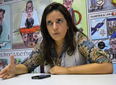 Nutricionista Márcia Cristina Almeida Magalhãe