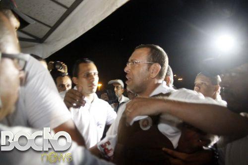 O deputado estadual eleito, Marco Prisco (PSDB), não poderá participar da própria solenidade de posse para cargo de deputado estadual,