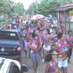 MARAÚ:  ARRASTÃO DE CARNAVAL PUXOU MULTIDÃO EM ALGODÕES