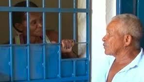 Benedita Conceição dos Santos, 63  anos, continua presa
