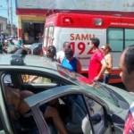 LHÉUS: DESCONHECIDO MORRE DE INFARTO DENTRO DE CARRO