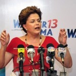 DILMA ROUSSEFF DEVE  PASSAR CARNAVAL EM SALVADOR