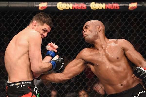 A luta de Anderson The Spider Silva foi fantástica.Foram 13 rounds duríssimos, desde dezembro de 2013 até esse 1 de fevereiro.