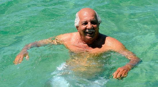 Barão do Popoff faleceu nesta madrugada aos 89 anos