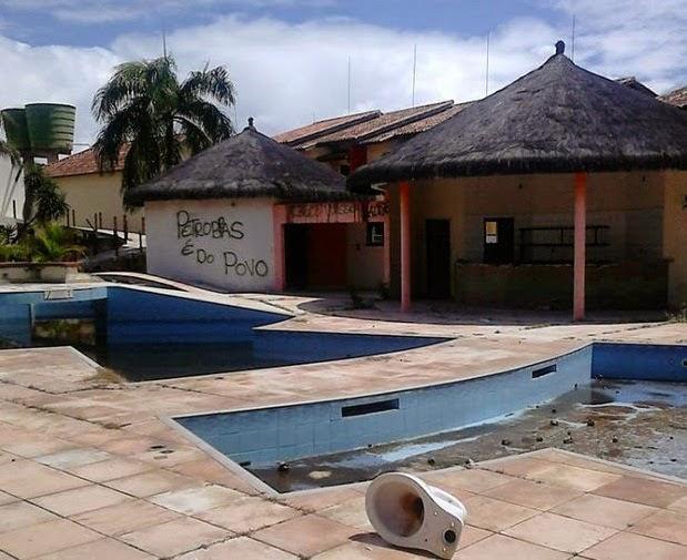 Hotel foi cedido à Justiça pelo doleiro Alberto Yousseff.