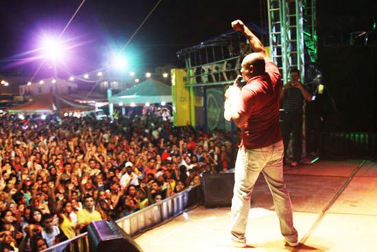 O show do Irmão Lázaro  vai custar 20 mil  aos cofres da Prefeitura