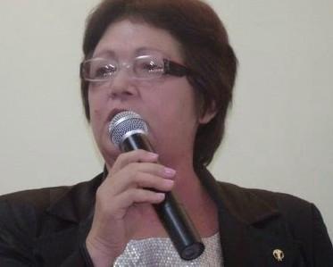 a  prefeita Ângela Castro, estava viajando para Salvador, quando sofreu o acidente
