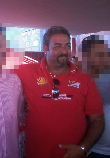 O cigano Wilson Cabral de Santana (Sino) foi assassinado no centro de Teolandia