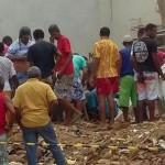 DESABAMENTO DE FARMÁCIA NA BAHIA DEIXA  01 MORTO E 07 FERIDO