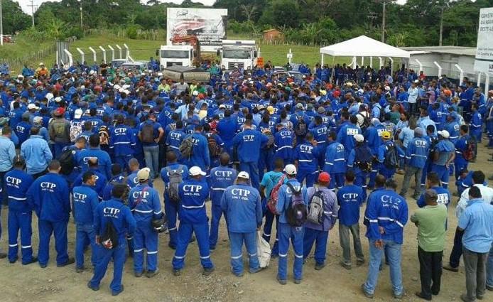 Quase seis mil trabalhadores podem ficar desempregados.