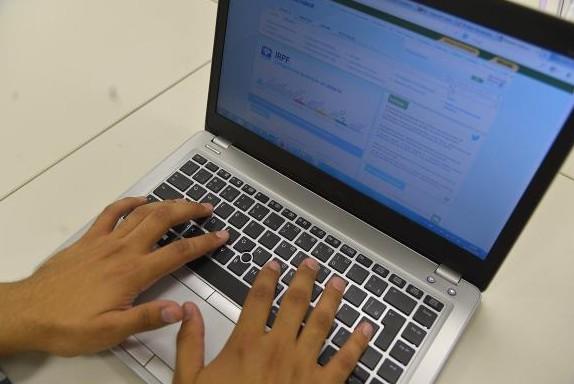A Receita Federal espera receber um total de 27,5 milhões de declarações até o dia 30 de abril
