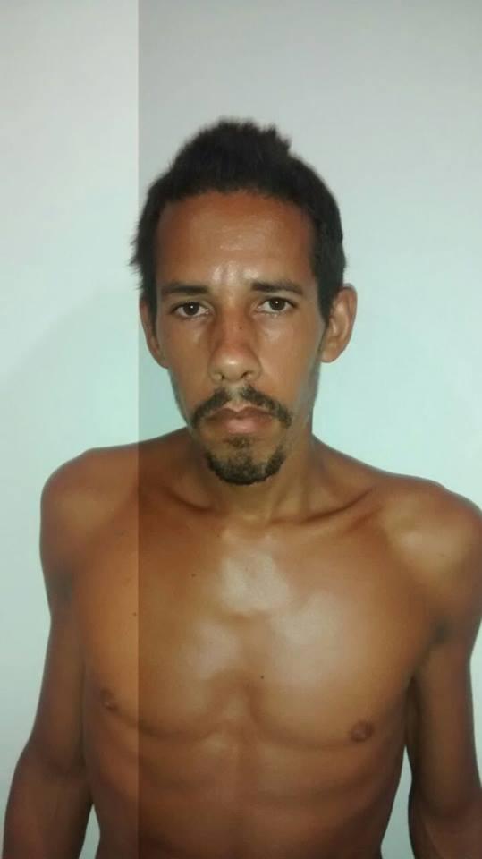 Genival Schreit, foi preso em flagrante.