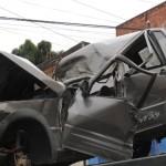 AURELINO LEAL: GRAVE ACIDENTE  DEIXA 04 FERIDOS