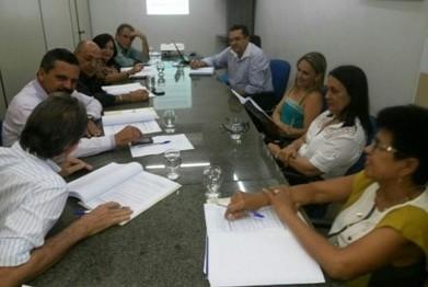 O encontro ocorreu na sede da AMURC, em Itabuna