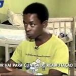 """ATOR DO FILME """"CIDADE DE DEUS"""" É ENCONTRADO ENTRE  CRACUDOS"""