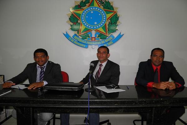 Os vereadores de Aurelino Leal aprovaram por unanimidade a Lei do Silêncio