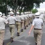 CANDIDATOS A SOLDADOS  INICIARÃO FORMAÇÃO EM MAIO