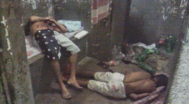 dois presos