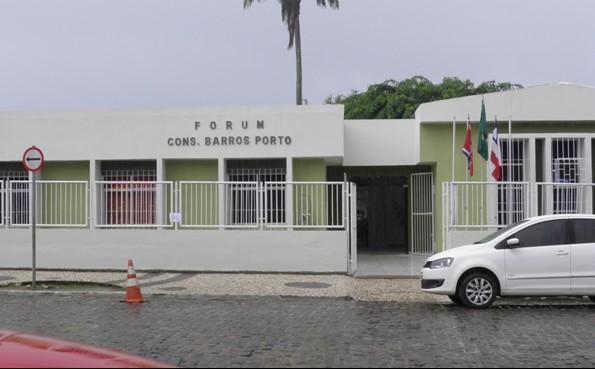 A Comarca  de Itacaré  é uma das s mais antigas da região.
