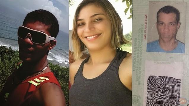 Morreram no local os primos Luciano Braga e Vanessa Braga que viajavam com destino à Ilhéus, onde passariam o final de semana
