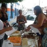 AURELINO LEAL: PREFEITURA  REALIZA FESTIVAL DE TORTAS EM PROL DO HOSPITAL