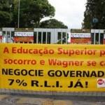 PROFESSORES DAS UNIVERSIDADES ESTADUAIS DEVEM PARAR ATIVIDADES NESTA 5ª FEIRA