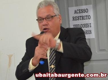 Zé Carlos é pré-candiato a prefeito de Ubaitaba