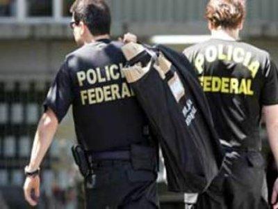 Polícia Federal deflagra nova fase de operação contra corrupção (Foto Arquivo).