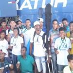 UBAITABA: ATLETAS DA A.C.C CONQUISTAM 30 MEDALHAS NO BRASILEIRO DE CANOAGEM MARATONA.
