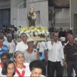 UBAITABA: PROCISSÃO   DE SANTO ANTONIO FOI  ACOMPANHADA POR CENTENAS DE FIÉIS