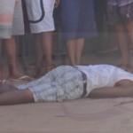 CLIENTE É MORTO DURANTE ASSALTO À DISTRIBUIDORA DE BEBIDAS