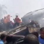 """AVIÃO QUE CAIU NA INDONÉSIA TINHA 113 PASSAGEIROS; """"NÃO HÁ SOBREVIVENTES"""""""