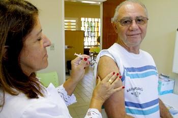 A (SES) prorrogou a té o dia 12 o prazo para vacinação