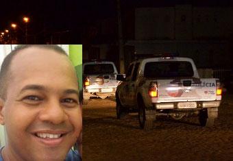 O policial militar José Robson dos Santos Costa, foi executado na noite de quarta feira