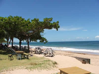O loteamento Praia de Algodões é um dos  destinos mais procurados por turista