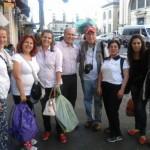 CONVENÇÃO INTERNACIONAL 2015: ROTARIANOS DE UBAITABA NO ENCONTRO COM DIFERENTES POVOS
