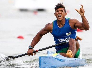 Isaquias Queiroz é promessa de medalha no Pan Foto: Divulgação