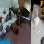 POLÍCIA APREENDE BOMBONS RECHEADOS DE MACONHA EM ILHÉUS